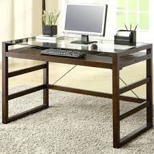 executive home office desk contemporary executive desks home office glass desk minimalist