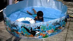 intex six feet bath tub youtube