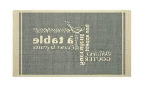 tapis de cuisine pas cher tapis de cuisine conforama tapis cuisine gris 36 nantes 05340512