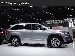 toyota new suv car class of 2014 the all new cars kelley blue book