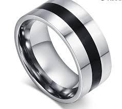 style steel rings images 2018 fashion men 39 s titanium steel finger rings punk rock style men jpg