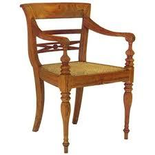Brancusi Armchair Raffles Chair Warisan Furniture