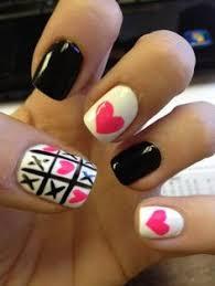 valentines day nail idea nails pinterest nail design