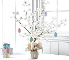 easter decorations for sale pottery barn easter decor pottery barn kids cherry blossom center