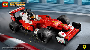 ferrari lego scuderia ferrari sf16 h posters activities speed champions