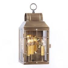 Copper Outdoor Lighting Fixtures Handcrafted Lighting Outdoor Lighting Made In Usa