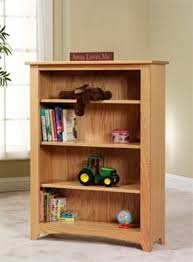 Particle Board Bookcase Moss Green Bookcase