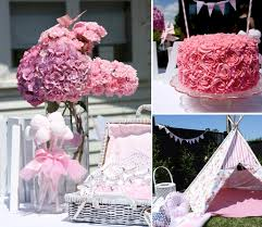 pretty in pink 1st birthday party kara u0027s party ideas the place