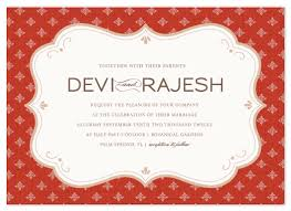 Wedding Invitations India Wedding Invitations Indian Flair At Minted Com