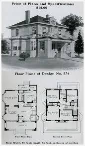 American Builders And Craftsmen 1903 Radford American Home No 574 Vintage Home Plans Pinterest