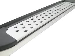 lexus rx 400h vs audi q5 audi q5 stainless steel trim aluminium side steps bars running