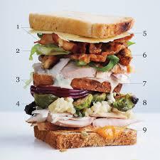 thanksgiving turkey makes the best sandwiches martha stewart