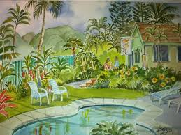 tropical gardens pool walk to the beach homeaway lahaina