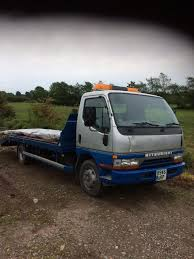 truck mitsubishi canter recovery truck mitsubishi canter may swap or part x 3 5 ton