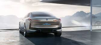 electric bmw see bmw s gorgeous vision for the future of all electric vehicles