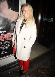 lucy fallon leaving the u0027cabaret u0027 musical at the blackpool winter