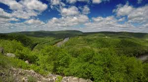 Maryland mountains images Beautiful view of spring in the appalachian mountains of west png