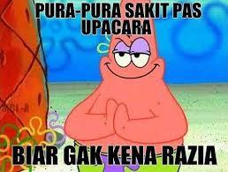 Meme Komik Spongebob - konyol abis 10 meme spongebob ini bikin ngakak guling guling