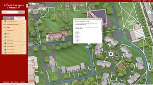University Of Michigan Campus Map by Catholic U Of America Looking For A Single Campus Map Solution