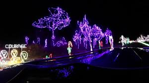 christmas lights longview tx camela s santa land longview tx 1 6 2018 1 youtube