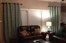 170 Inch Curtain Rod Incredible Double Curtain Rod Set 120 Inches Curtain Home