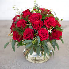 Flower Arrangements For Tall Vases Valentine U0027s
