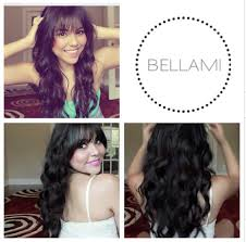 bellami hair versus luxy hair clip in hair extensions joyce de la carpe diem