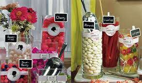 Candy Buffet Wholesale by Diy Dessert Table Two Pink Canaries