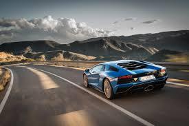 Lamborghini Aventador On Road - playing matador to the lamborghini aventador s