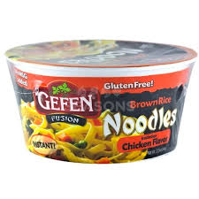 kosher noodles gefen brown rice noodles chicken flavor 2 25 oz seasonskosher