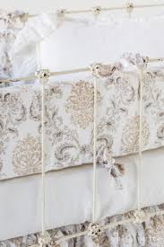 Black And White Lace Comforter Nursery Beddings Gold And White Bedding Full Together With Gold