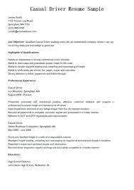 Order Selector Resume 100 Resume Delivery Driver Creative Work Experience And