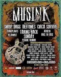 snoop dogg deftones circa survive and more to perform at musink