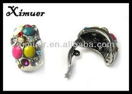pressure earrings fashion colorful pressure earrings buy pressure earrings