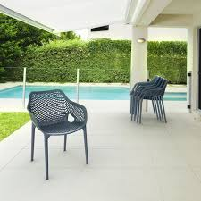 Stackable Resin Patio Chairs by Air Xl Resin Uv Resistant Stackable And Polypropylene Outdoor