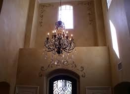 Iron Chandelier With Crystals Decor Tips Front Entry Door And Entryway Chandelier With Foyer