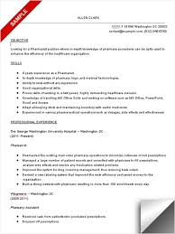 pharmacy resume exles harmacist resume sle pharmacist resume sle jobsxs