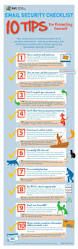check out our funky infographic with 10 email security tips to