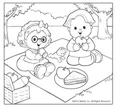 the most amazing as well as stunning little people coloring pages