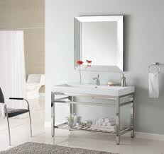 Chrome Bathroom Vanity by Bathroom Sink Single Sink Console Small Bathroom Sinks Bathroom