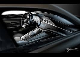 lexus interior sketch chery brand new tiggo coupe concept interior design sketches