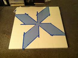 How To Make A Barn Quilt How To Paint A Barn Quilt 10 Steps With Pictures Wikihow