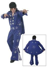 blue jumpsuit costume blue elvis jumpsuit professional elvis jumpsuits