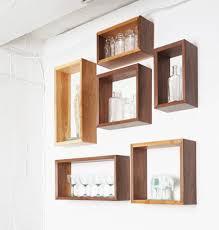 box wall shelves white wall mounted shelving boston loft