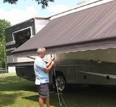 Awning Fabric For Rv Rv Awning Care U0026 Maintenance Rv 101 Your Education Source For