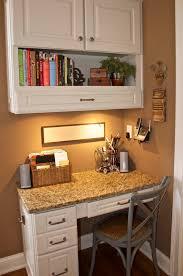 kitchen cabinet desk ideas top kitchen storage desk with 23 pictures lanzaroteya kitchen