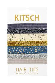 kitsch hair ties kitsch