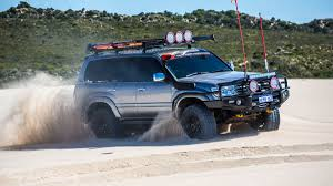 modified toyota 100 series landcruiser modified