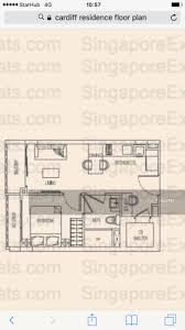 cardiff residence floor plan cardiff residence 101 cardiff grove 1 bedroom 420 sqft
