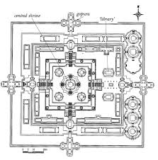 15 buddhist temple floor plan brihadeshwara temple in india